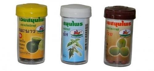 Таблетки от кашля из тайланда инструкция