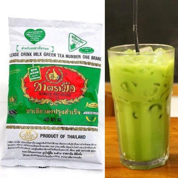 как заваривать тайский зеленый чай