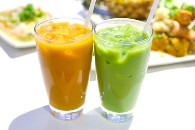 тайский зеленый молочный чай купить в москве
