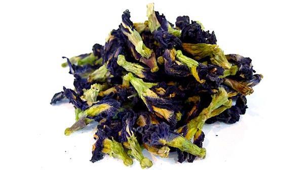синий чай из тайланда название столицы
