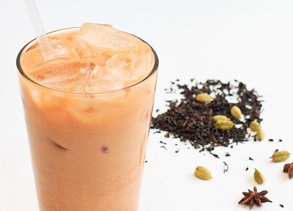 тайский красный чай рецепт